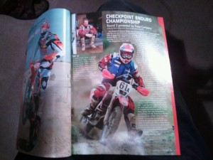 Dirt Bike Magazine, June 2011, Page 19